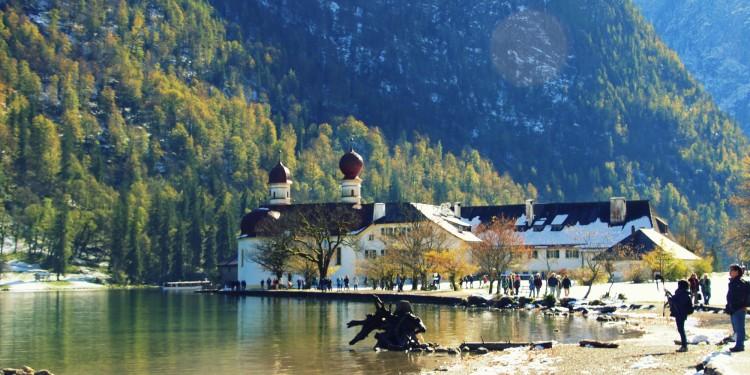 Bartholomae Berchtesgaden Koenigsee - 1