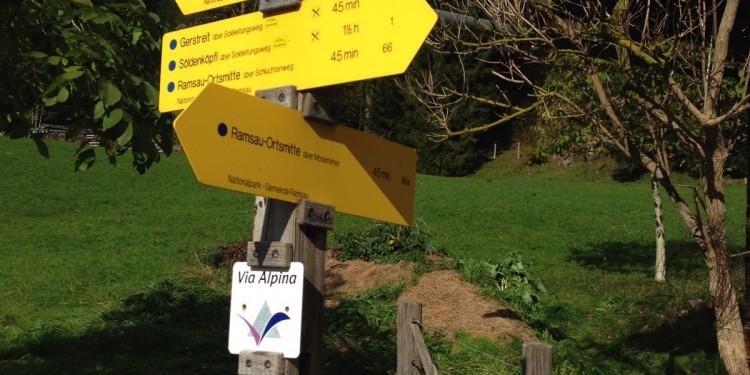 Soleleitungsweg Ramsau Berchtesgadener Land - 12