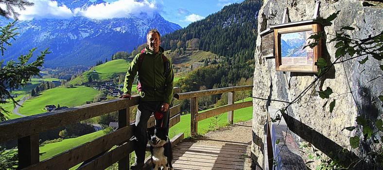 Soleleitungsweg Ramsau Berchtesgadener Land - 2