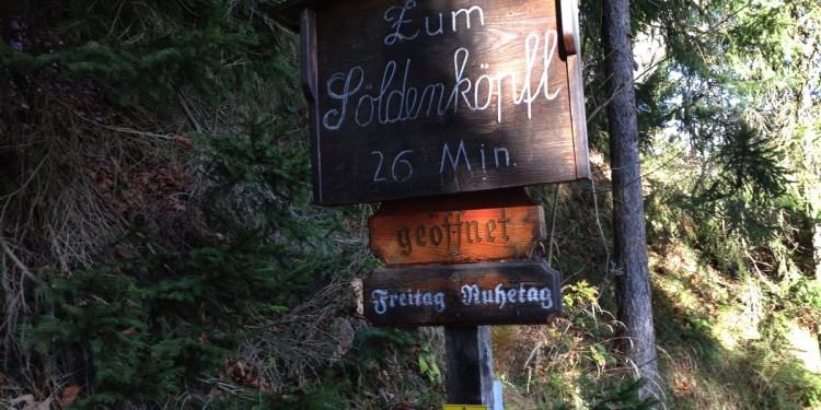 Soleleitungsweg Ramsau Berchtesgadener Land - 24