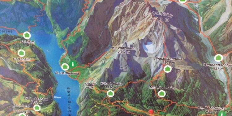 Kuehrointalm Watzmann Koenigsee Berchtesgadener Land - 4
