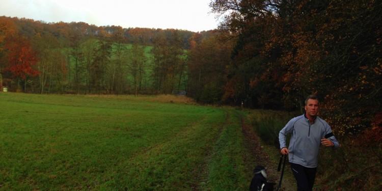 Trail Running Jogging Emmelshausen Hunsrueck - 17