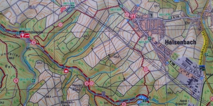 Trail Running Jogging Emmelshausen Hunsrueck - 18