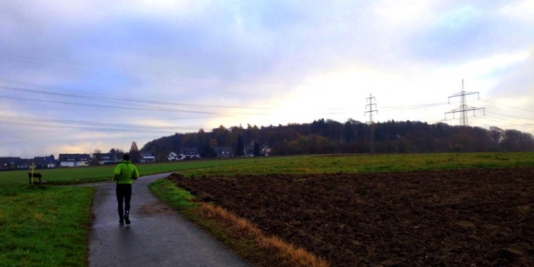 Trail Running Jogging Emmelshausen Hunsrueck - 2