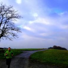 Trail Running Jogging Emmelshausen Hunsrueck - 3