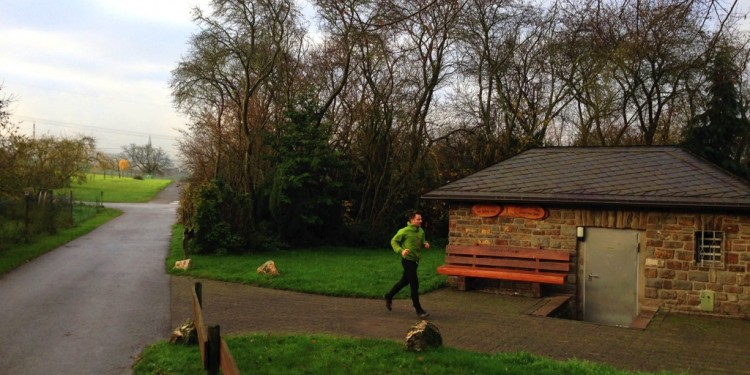 Trail Running Jogging Emmelshausen Hunsrueck - 5