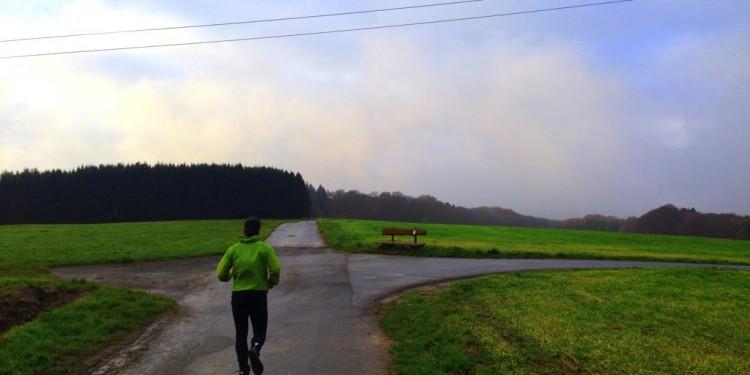 Trail Running Jogging Emmelshausen Hunsrueck - 7
