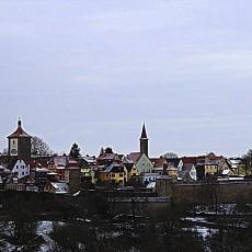 Rothenburg ob der Tauber Tower Trail 1