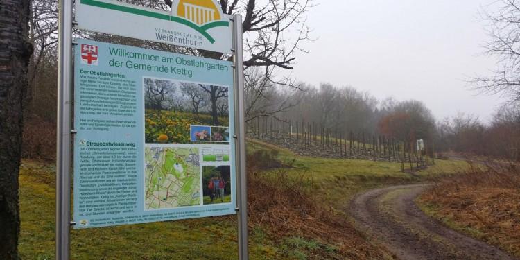 Streuobstwiesenweg Mülheim Kärlich