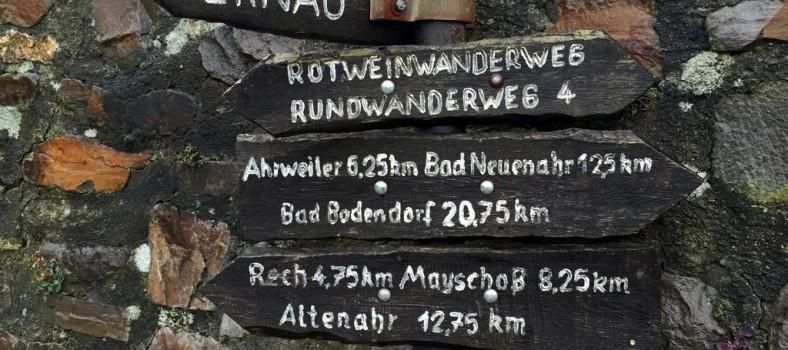 Rotweinwanderweg Ahrtal Etappe2 - 22