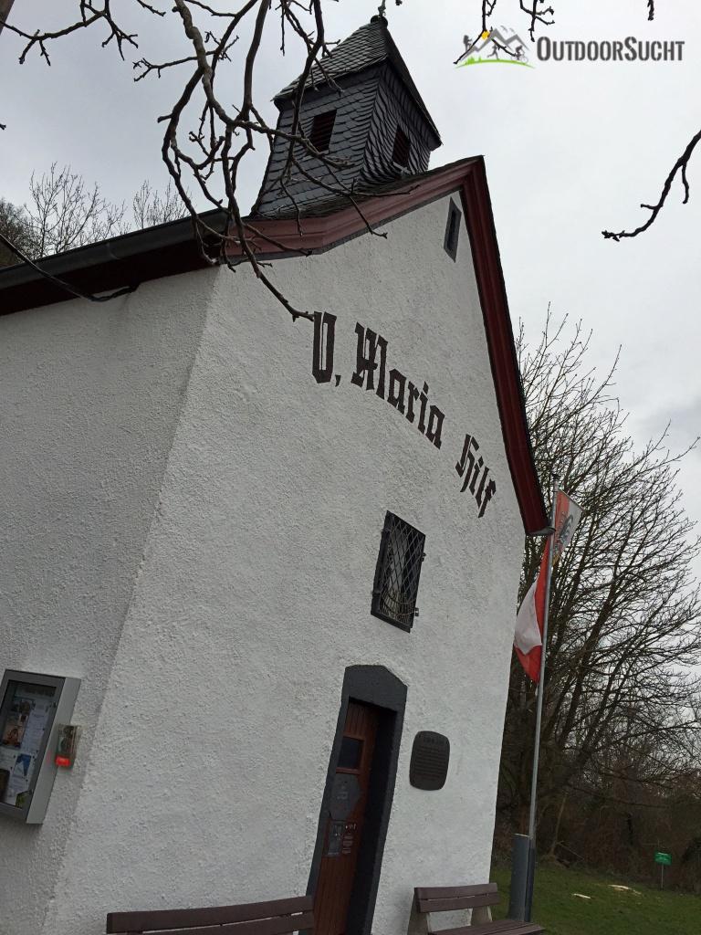 Rotweinwanderweg Kapelle Landskrone