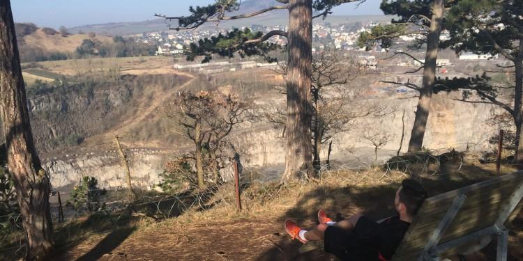 Ausblick Traumpfad Vulkanpfad