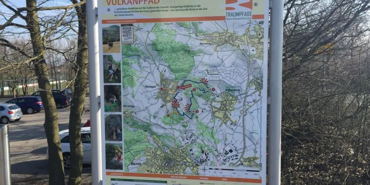 Eifel Vulkanpfad Traumpfad