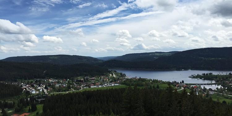 Bildstein Jaegersteig Schluchsee Schluchtensteig Schwarzwald - 24