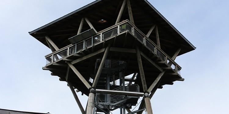 Bildstein Jaegersteig Schluchsee Schluchtensteig Schwarzwald - 67