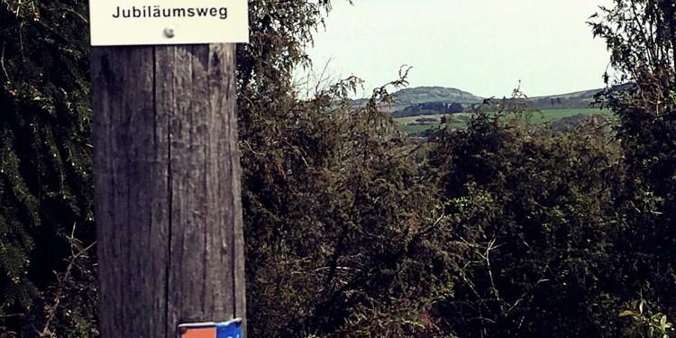 Traumpfad Wacholderweg Eifel Traumpfade