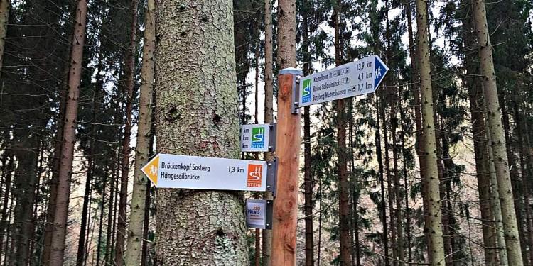 Haengeseilbruecke Geierlay Moersdorf