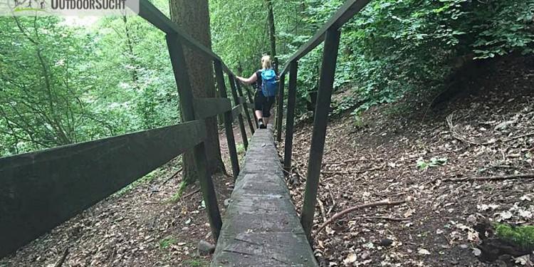 Traumschleife Nahe Felsen Weg Idar Oberstein - 01