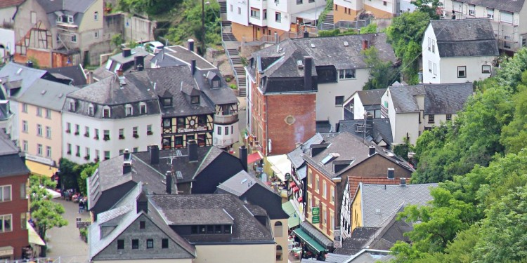 Traumschleife Nahe Felsen Weg Idar Oberstein - 10
