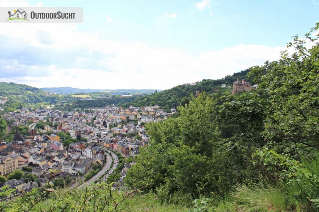 Traumschleife Nahe Felsen Weg Idar Oberstein - 16