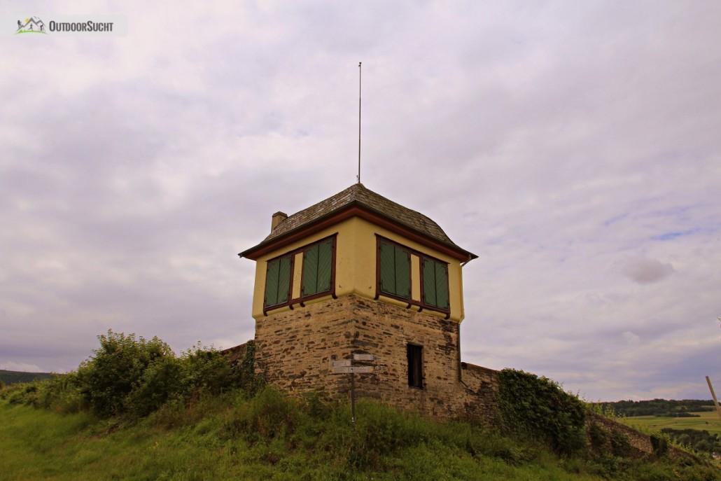 Moselsteig Etappe 10 Osann-Monzel Bernkastel-Kues - 09