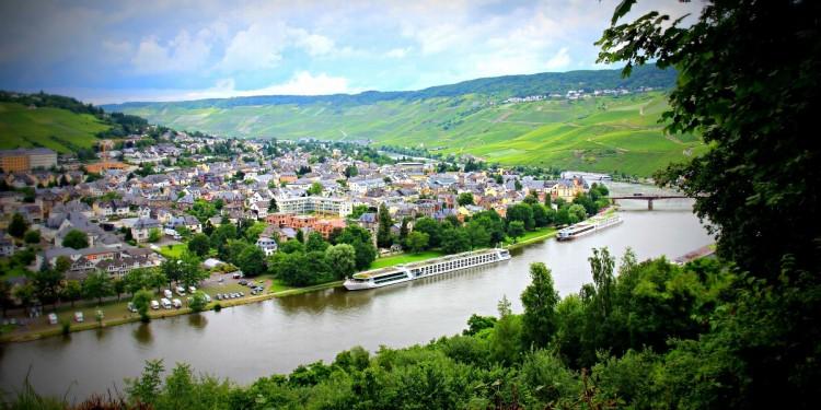 Moselsteig Etappe 10 Osann-Monzel Bernkastel-Kues - 12