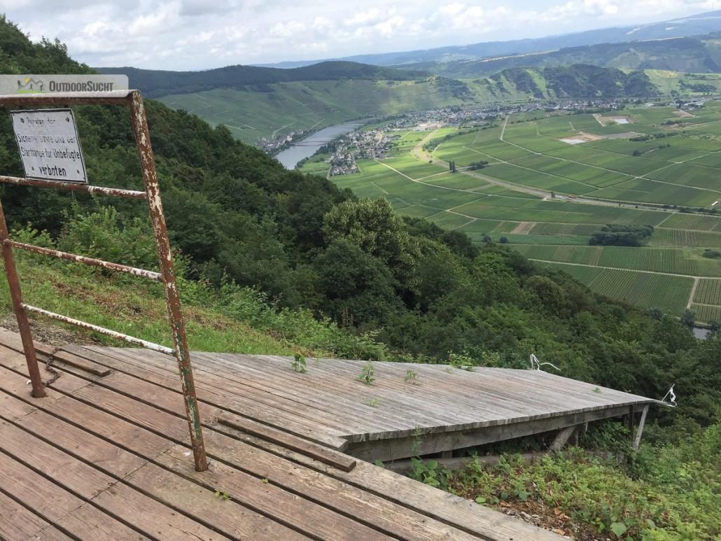 Moselsteig Etappe 9 Neumagen Osann-Monzel Kesten - 09