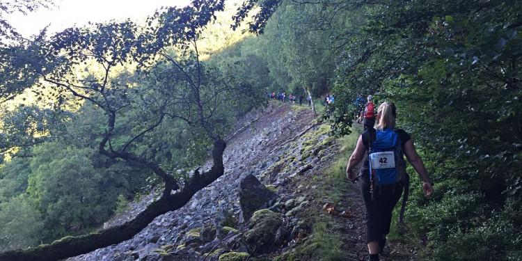 Wandermarathon Saar-Hunsrueck-Steig 2016 - 16