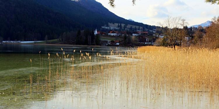 Weissensee Fuessen Allgaeu OutdoorSucht - 2017010207