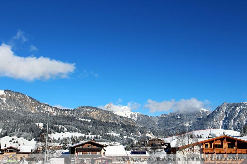 Vilsalpsee Tannheimer Tal Winterwanderung - IMG_6300