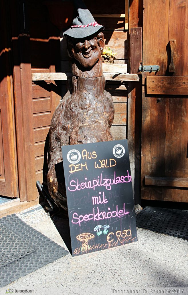 Tannheimer Tal Berghuette Adlerhorst