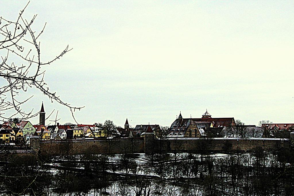 Rothenburg ob der Tauber Tower Trail