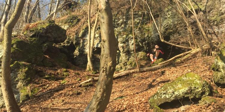 Pause Wandern Traumpfad Eifel
