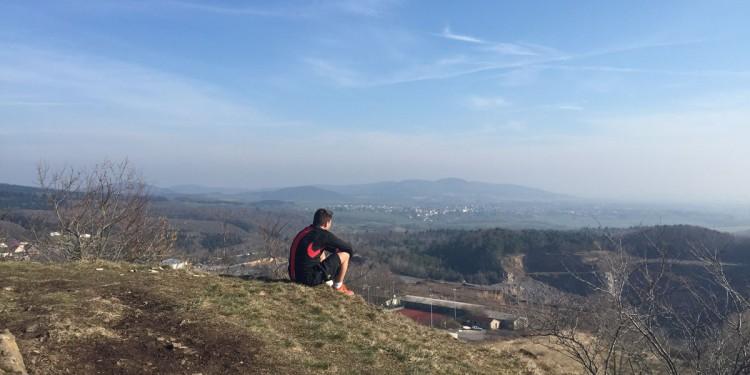 Gipfel Bellberg Ettringen