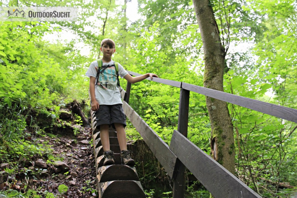 Traumschleife Nahe Felsen Weg Idar Oberstein - 03