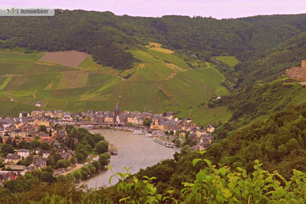 Moselsteig Etappe 10 Osann-Monzel Bernkastel-Kues - 07