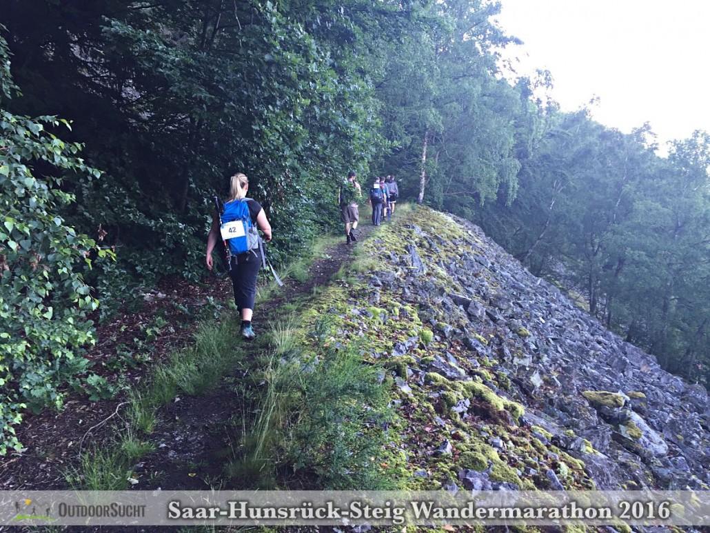 Wandermarathon Saar-Hunsrueck-Steig 2016 - 14